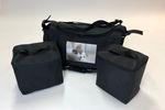 Lemmikkilaukku, kylmälaukku ja hoitolaukku
